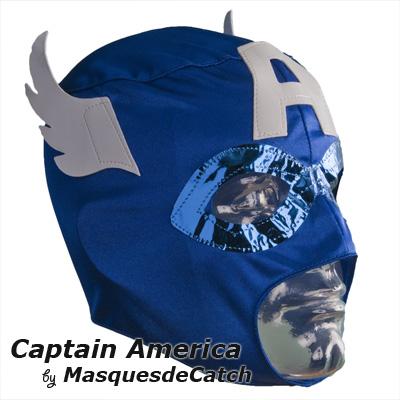 masque captain america enfant - Masque Captain America